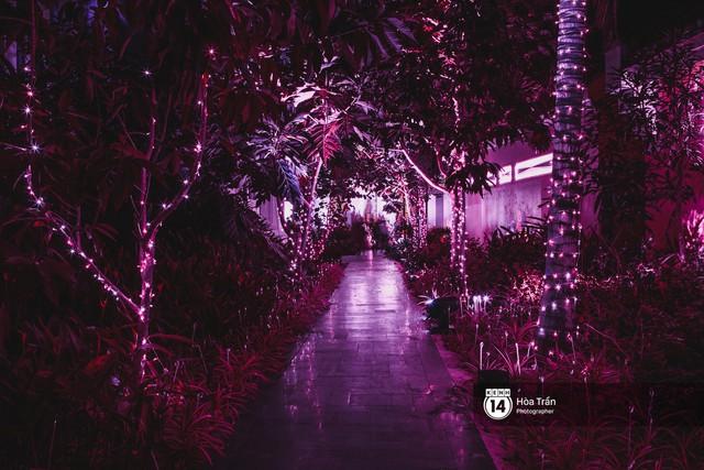 Cặp đôi tỷ phú Ấn Độ lộng lẫy cùng các khách mời đại gia vào đêm tiệc Pink Party đầu tiên ở Phú Quốc - Ảnh 2.