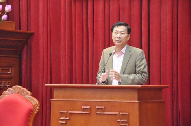Quảng Ninh yêu cầu Vân Đồn đầu tư dự án mới có đẳng cấp, không chờ đợi cơ chế đặc khu - Ảnh 1.