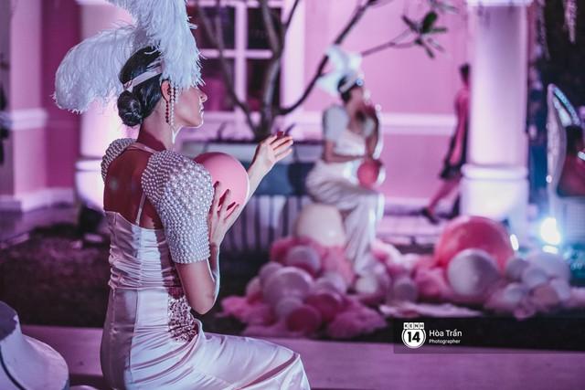 Cặp đôi tỷ phú Ấn Độ lộng lẫy cùng các khách mời đại gia vào đêm tiệc Pink Party đầu tiên ở Phú Quốc - Ảnh 15.