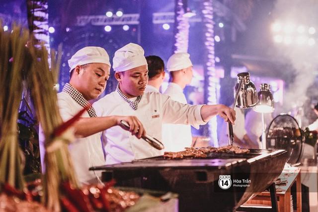 Cặp đôi tỷ phú Ấn Độ lộng lẫy cùng các khách mời đại gia vào đêm tiệc Pink Party đầu tiên ở Phú Quốc - Ảnh 18.