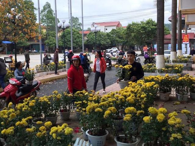 Phản cảm cảnh tranh cướp hoa trang trí ở ga Đồng Đăng - Ảnh 5.