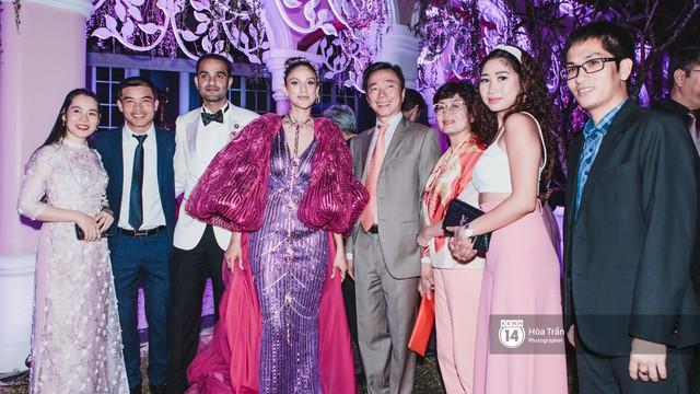 Cặp đôi tỷ phú Ấn Độ lộng lẫy cùng các khách mời đại gia vào đêm tiệc Pink Party đầu tiên ở Phú Quốc - Ảnh 7.