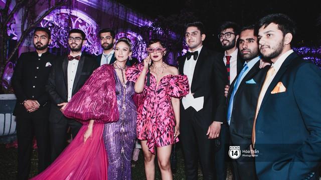 Cặp đôi tỷ phú Ấn Độ lộng lẫy cùng các khách mời đại gia vào đêm tiệc Pink Party đầu tiên ở Phú Quốc - Ảnh 8.
