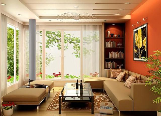 Cách thiết kế nội thất nhà ở theo xu hướng mới - Ảnh 1.