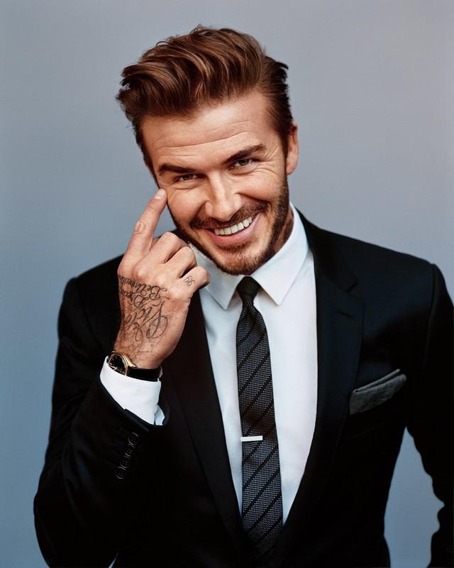Nóng hổi hình ảnh David Beckham trước giờ sự kiện tại TP.HCM: Ngôi sao quốc tế chuẩn bị gặp gỡ 2 cầu thủ Việt đình đám - Ảnh 2.