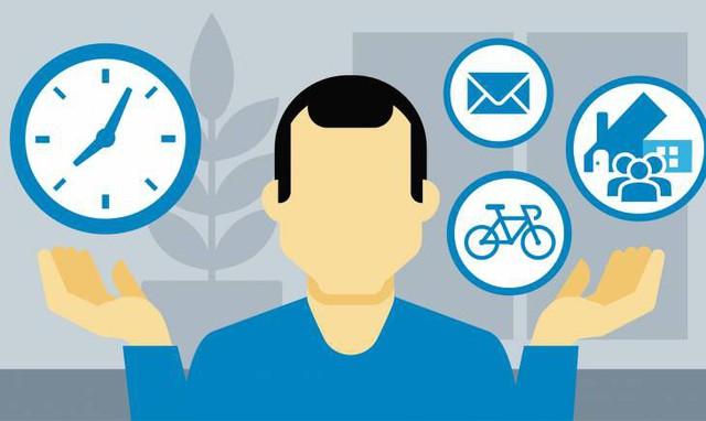 Nếu bạn đang chết ngạt trong một núi công việc hàng ngày. đây là những mẹo nhỏ giúp bạn quản lý thời gian, nâng cao hiệu suất làm việc để cuộc sống dễ thở hơn - Ảnh 1.