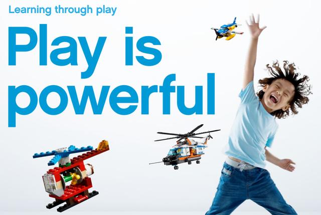 """LEGO – """"Vệ sĩ"""" của trẻ em trên toàn thế giới - Ảnh 1."""