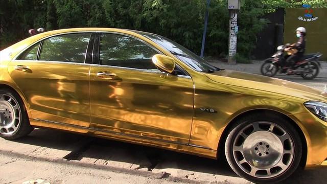 Bộ sưu tập xe hơi tiền tỉ của Phúc XO - Ảnh 10.