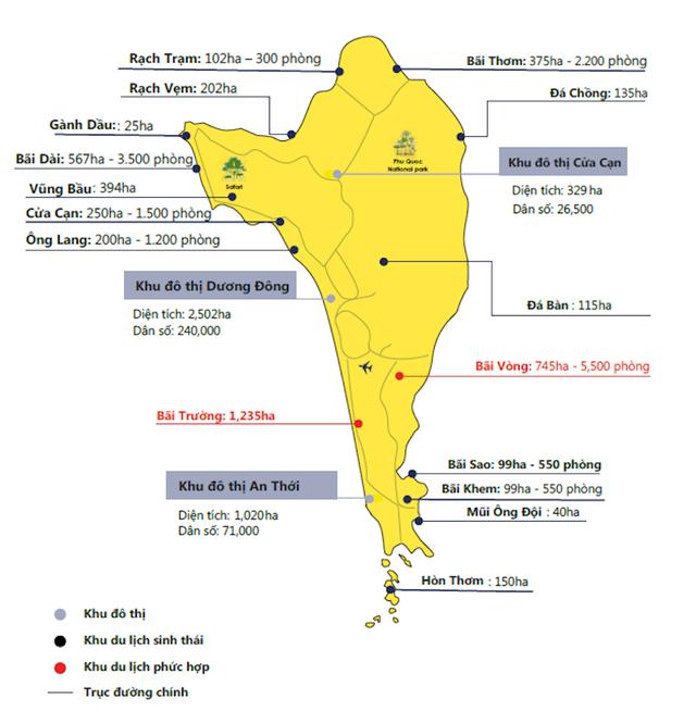 Kiên Giang muốn thành lập thành phố Phú Quốc - Ảnh 1.