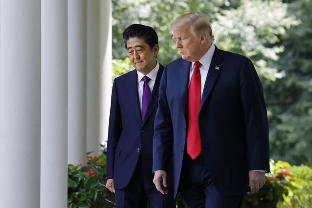 Chiến tranh Thương mại Mỹ - Trung hạ nhiệt, đến lượt Nhật Bản sẵn sàng cho cuộc đụng độ với ông Trump - Ảnh 1.