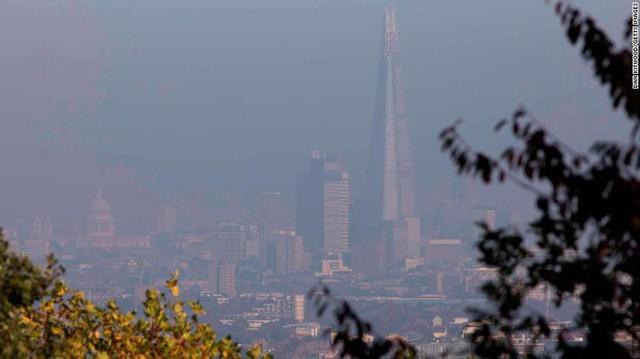 Thành phố đầu tiên trên thế giới triển khai thu phí ô nhiễm theo khu vực - Ảnh 2.