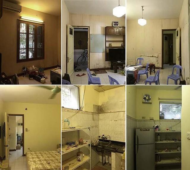 Căn hộ cũ ẩm thấp lột xác khó tin nhờ nội thất 150 triệu đồng - Ảnh 1.