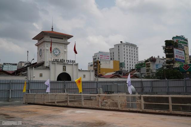 Thủ tướng thị sát dự án tuyến metro đầu tiên của TPHCM - Ảnh 7.