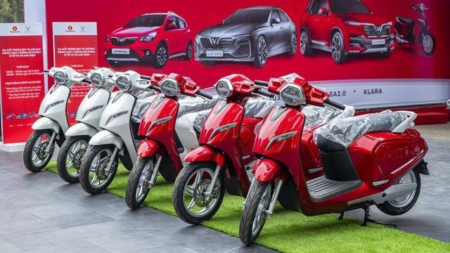 Tương lai nào cho công nghiệp xe máy Việt Nam? - Ảnh 1.
