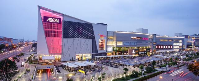 Áp đảo Lotte và AEON, Vincom có 1,2 triệu mét vuông bất động sản, chiếm 60% thị phần trung tâm thương mại ở Hà Nội và Thành phố Hồ Chí Minh - Ảnh 2.