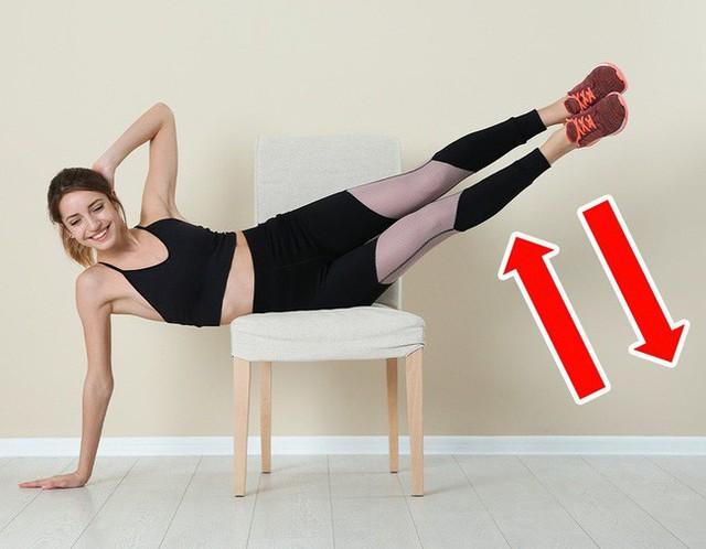 Bài tập 15 phút đánh bay mỡ bụng cho người quá bận, không thể tới phòng gym - Ảnh 1.