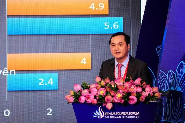 Năng suất lao động du lịch Singapore gấp... 15 lần Việt Nam - Ảnh 1.