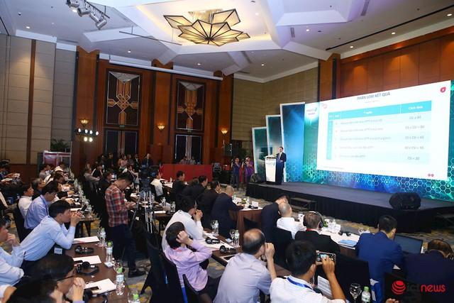 Gần 17% cơ quan nhà nước Việt Nam đã triển khai an toàn thông tin ở mức khá - Ảnh 1.