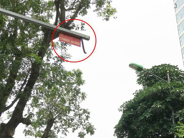 Hà Nội: Quận Long Biên tốn kém lắp camera để làm... màu? - Ảnh 11.
