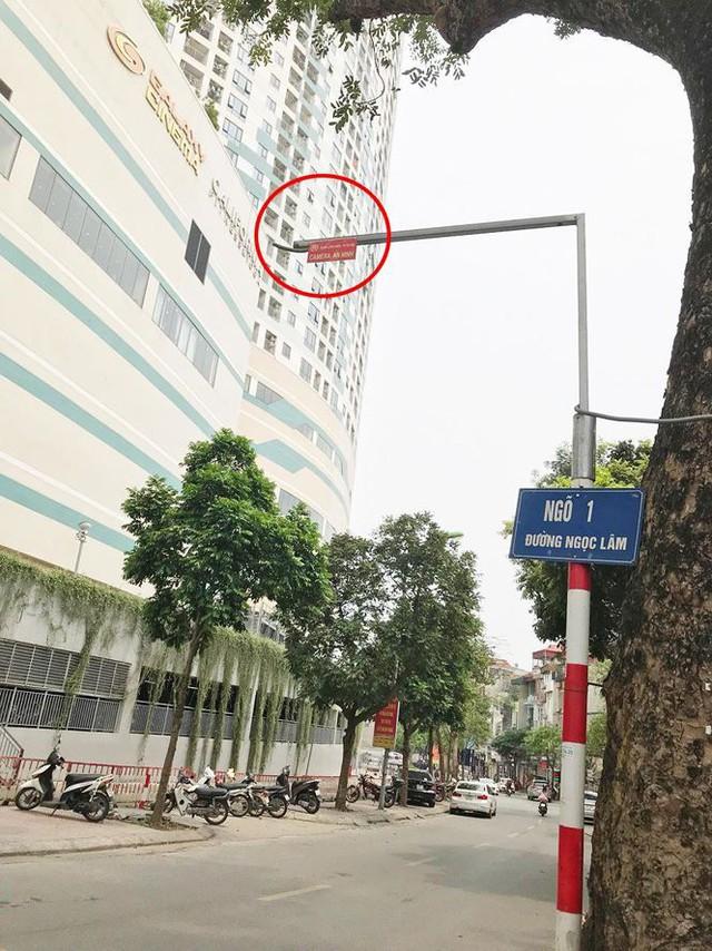 Hà Nội: Quận Long Biên tốn kém lắp camera để làm... màu? - Ảnh 5.