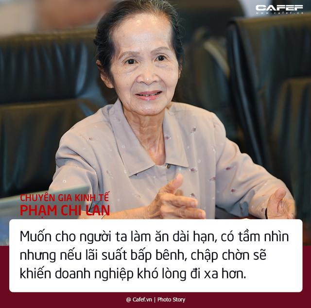 Chuyên gia Phạm Chi Lan bộc bạch những nỗi lo với bức tranh kinh tế tư nhân Việt Nam - Ảnh 3.