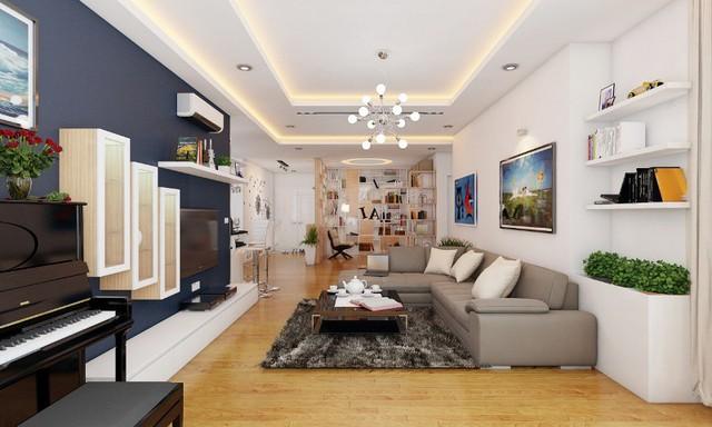 Xu hướng thiết kế nội thất chung cư năm 2019 - Ảnh 1.