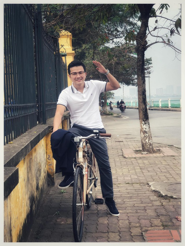 The Youngest Associate Professor In Vietnam Tran Xuan Bach Was Appointed Professor Of A Major University In The United States