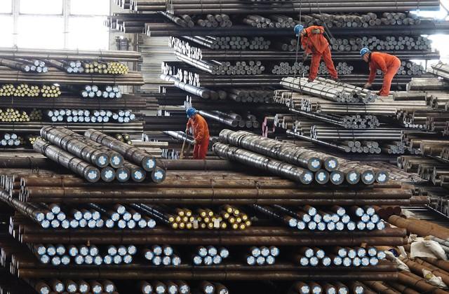 Giá quặng sắt, thép tại Trung Quốc 'hạ nhiệt' - Ảnh 1.