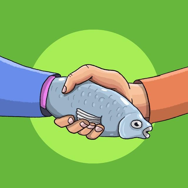Đọc vị tính cách người đối diện qua 6 kiểu bắt tay: Những quy tắc ngầm trong nghệ thuật giao tiếp - Ảnh 4.