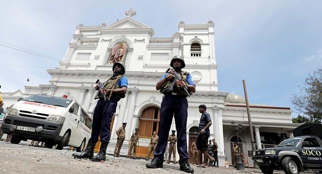 Đánh bom liên hoàn ở Sri Lanka từng được cảnh báo trước đó 10 ngày - Ảnh 1.