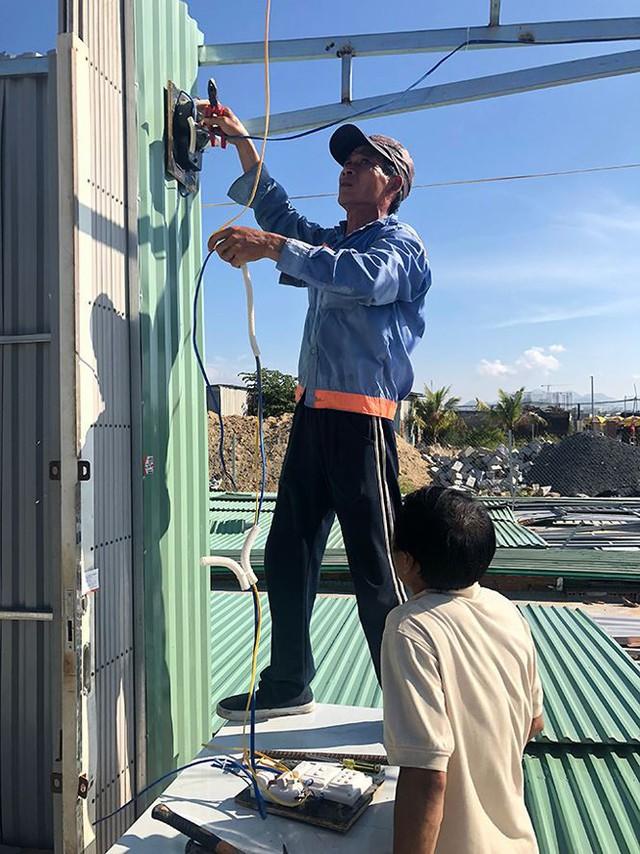 Xây dựng trái phép, 45 ngôi nhà ở Nha Trang bị giải tỏa - Ảnh 1.