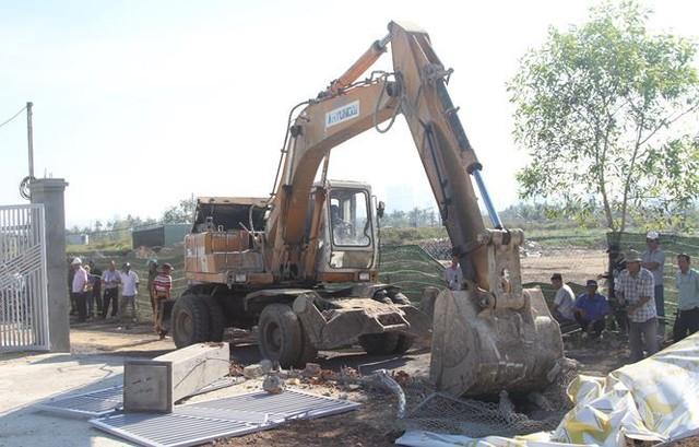 Xây dựng trái phép, 45 ngôi nhà ở Nha Trang bị giải tỏa - Ảnh 3.