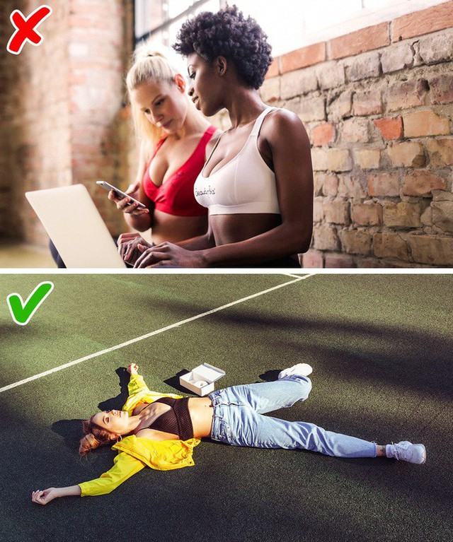 11 điều hiểu lầm nhiều người mắc về tập thể dục: Tưởng đúng hóa sai, gây ra tác dụng ngược - Ảnh 3.