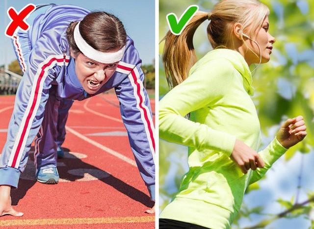 11 điều hiểu lầm nhiều người mắc về tập thể dục: Tưởng đúng hóa sai, gây ra tác dụng ngược - Ảnh 4.
