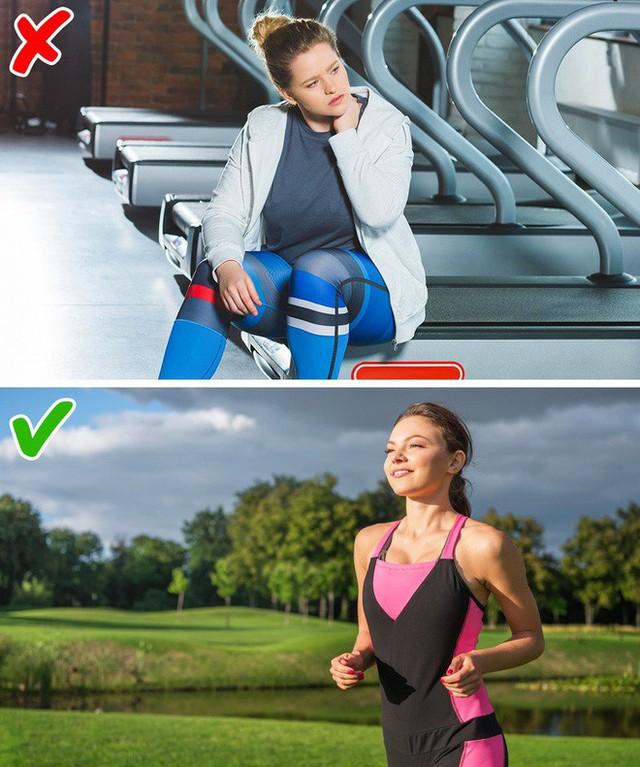 11 điều hiểu lầm nhiều người mắc về tập thể dục: Tưởng đúng hóa sai, gây ra tác dụng ngược - Ảnh 6.