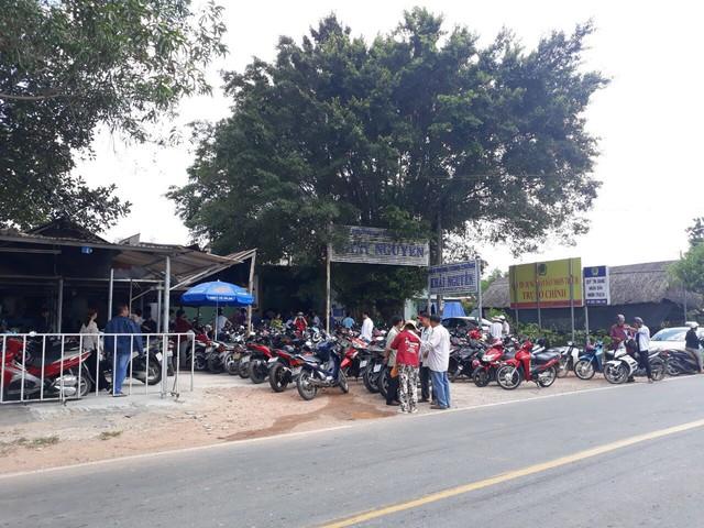 Nhộn nhịp giao dịch nhà đất tại Nhơn Trạch (Đồng Nai), phòng công chứng quá tải - Ảnh 1.