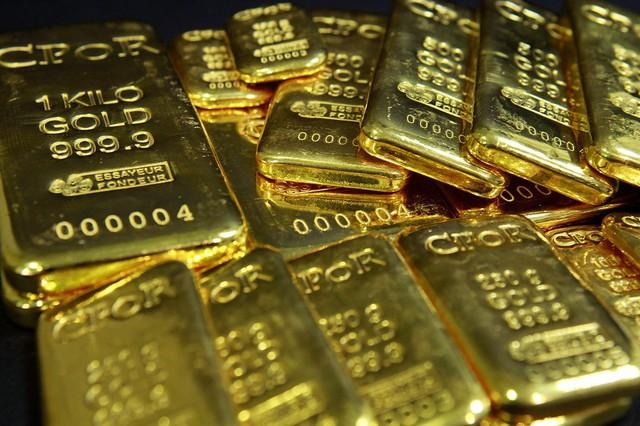 10 nước dự trữ vàng nhiều nhất thế giới - Ảnh 7.