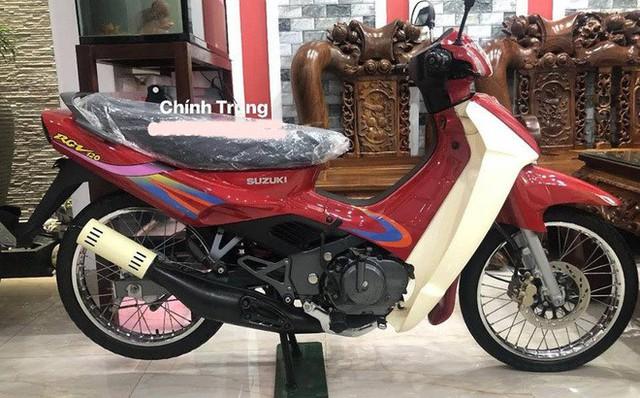 Choáng với những chiếc Suzuki xì-po giá khủng nhất Việt Nam  - Ảnh 2.
