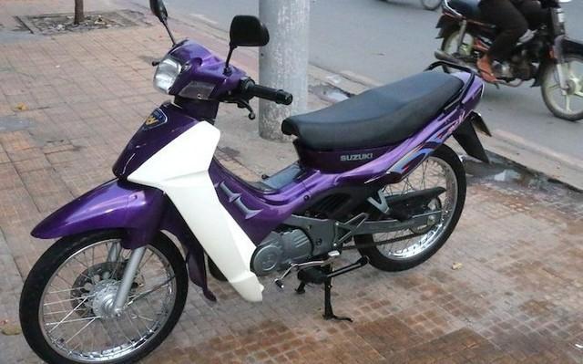 Choáng với những chiếc Suzuki xì-po giá khủng nhất Việt Nam  - Ảnh 3.