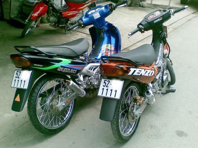 Choáng với những chiếc Suzuki xì-po giá khủng nhất Việt Nam  - Ảnh 4.