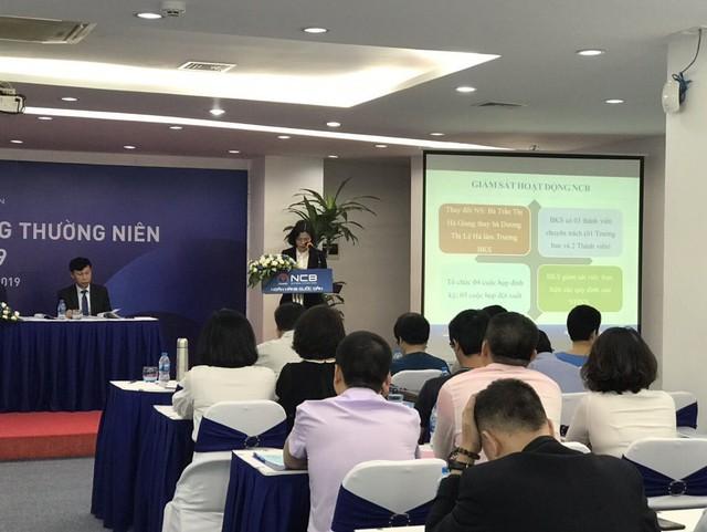 NCB tổ chức thành công ĐHĐCĐ thường niên 2019 - Ảnh 1.