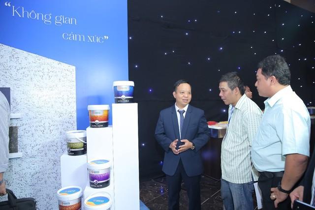 Sơn Hà Nội với tham vọng trở thành ông lớn ngành sơn Việt Nam - Ảnh 1.