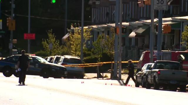 Xả súng trong nhà hàng ở Mỹ, 7 người trúng đạn - Ảnh 1.
