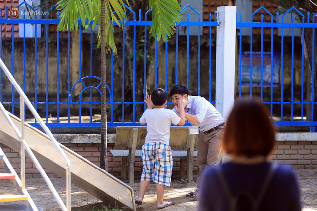 Người thầy 11 năm gieo chữ, mang lại nụ cười cho trẻ khiếm khuyết và tự kỷ ở Đà Nẵng - Ảnh 11.