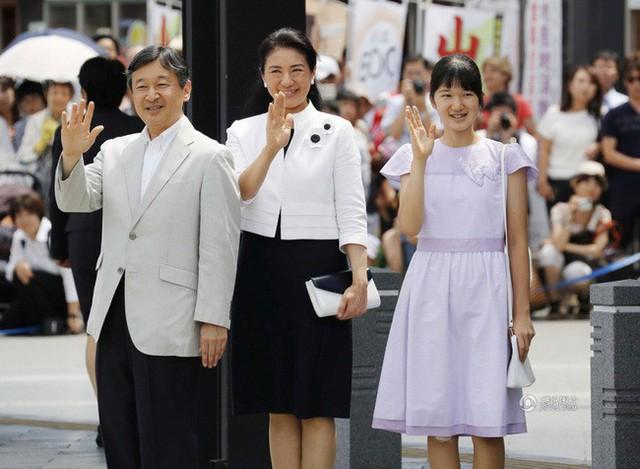 Công chúa Aiko - con gái duy nhất của Thái tử Naruhito: Từ đứa bé xinh xắn từng bị bắt nạt đến thiếu nữ tài giỏi sống tự lập - Ảnh 11.