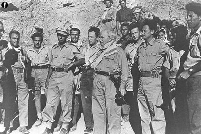 Chân dung David Ben Gurion: Từ nhân viên bảo vệ đến người cha già khai sinh ra đất nước Israel - Ảnh 4.