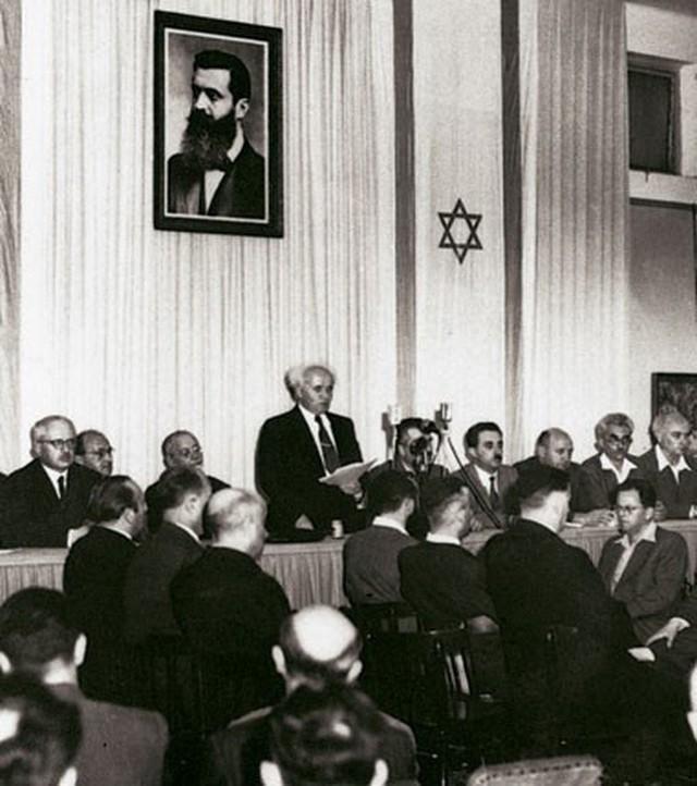 Chân dung David Ben Gurion: Từ nhân viên bảo vệ đến người cha già khai sinh ra đất nước Israel - Ảnh 5.