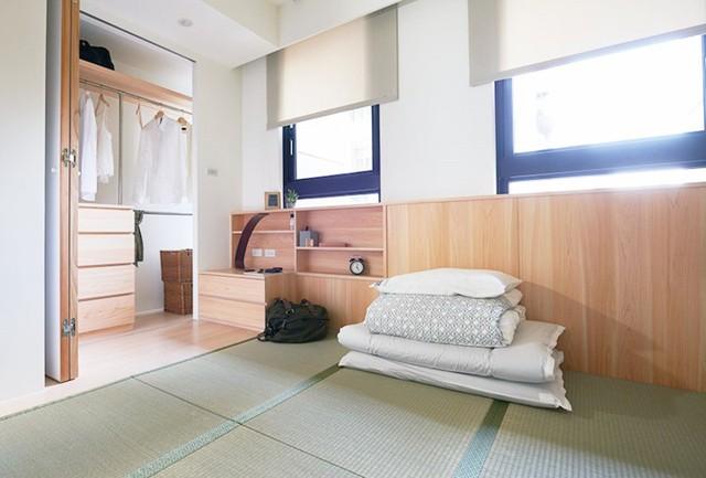 Căn hộ phong cách Nhật Bản của chàng trai độc thân - Ảnh 7.