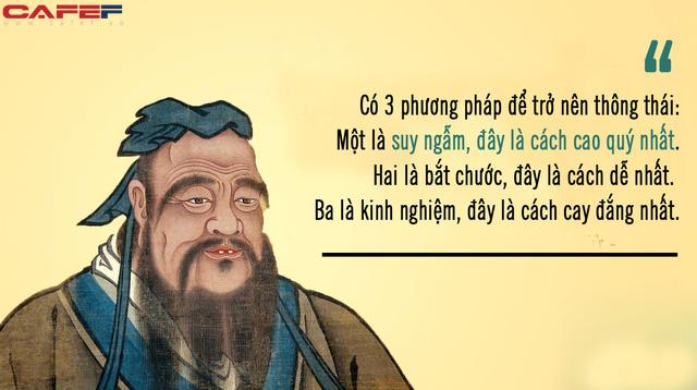 Để trở thành lãnh đạo giỏi, nhất định phải nghe lời dạy cả ngàn năm vẫn đúng của Khổng Tử: Muốn thông thái, đầu tiên và cao quý nhất, chính là làm điều này! - Ảnh 1.