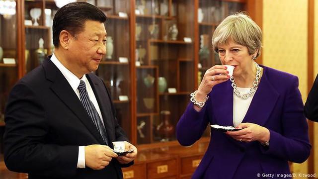 Trung Quốc là nước hưởng lợi nhiều nhất từ Brexit - Ảnh 1.
